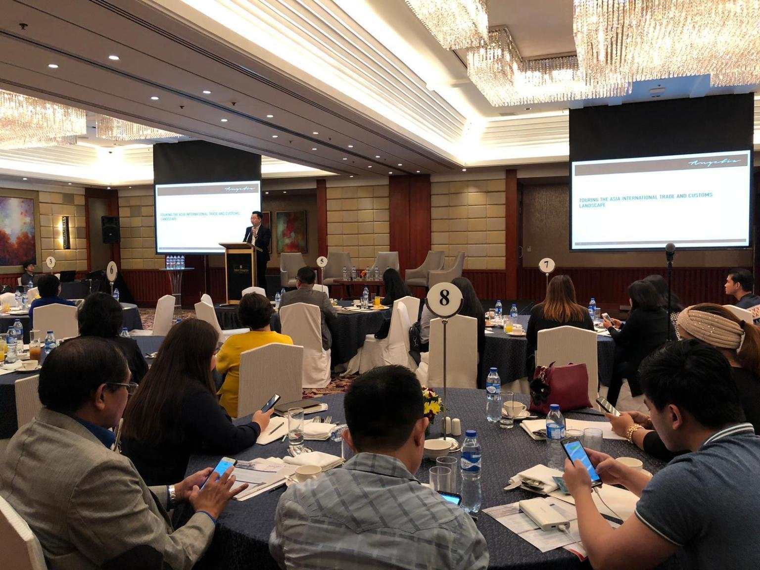 Managing your international trade in the Philippines and beyond in Asia Pacific: Ensuring trade compliance, identifying cost efficiencies and cost savings