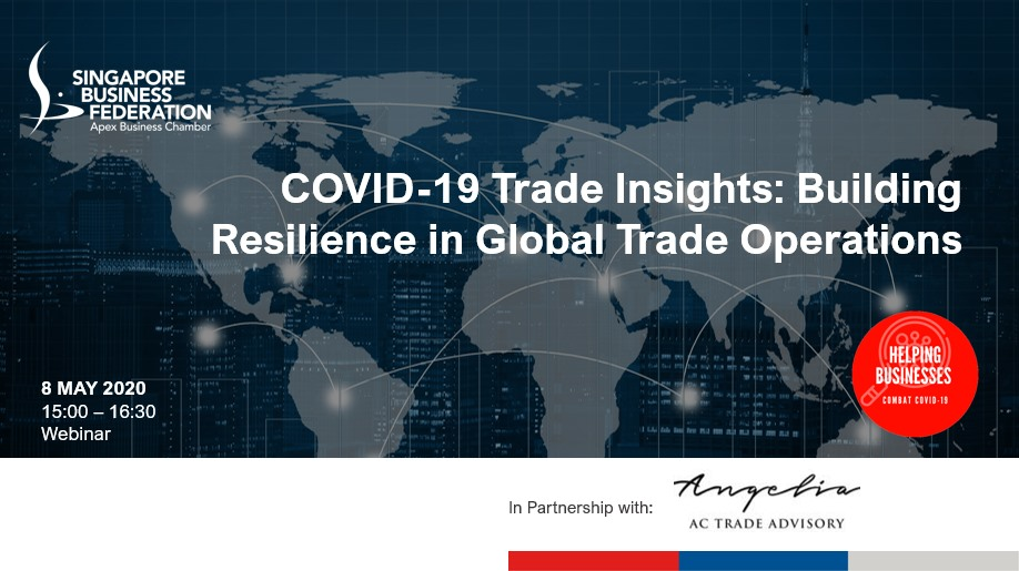 COVID Trade Insights: Building Resilience in Your Global Trade Operations