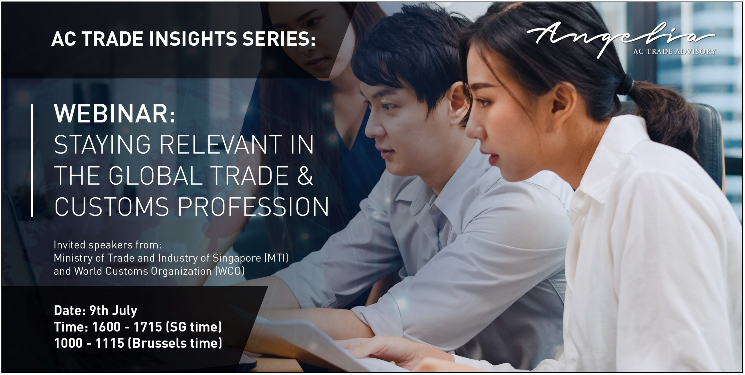 Staying relevant in the global trade and customs profession